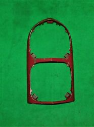 1966 CADILLAC DEVILLE FLEETWOOD FENDER EXTENSION HEADLIGHT DOOR BEZEL
