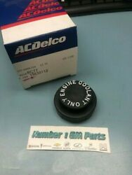 New Genuine GM 15630112 Engine Coolant Recovery Tank Cap   $8.89