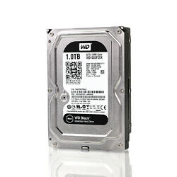 Assorted Brands 3.5quot; 1TB SATA Desktop HDD Hard Drive Tested amp; Wiped $22.99