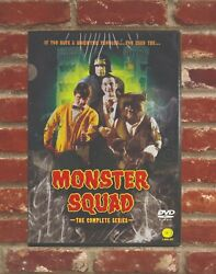 MONSTER SQUAD TV Series (1976) 2-DVD Set All Episodes Fred Grandy Henry Polic II