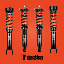 RIACTION COILOVERS 32 WAY ADJUSTABLE FOR INFINITI Q50 2014 2019 RWD $993.00