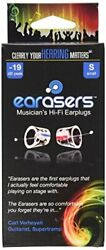 Earasers Musicians Plugs Small $39.99