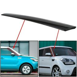 Windshield Pillar Trim For 10 13 Soul Exterior Molding Garnish Right Side