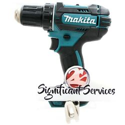 NEW Makita XFD10Z 18V LXT Li Ion 1 2quot; 2 Speed Cordless Drill Driver Tool Only $64.04