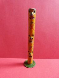 WEND-AL WENDAL LEAD RED INDIANS TOTEM POLE TOY SOLDIERS* VINTAGE * RARE