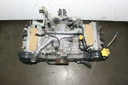 2002 2003 2004 2005 SUBARU IMPREZA WRX 2.0L TURBO ENGINE JDM EJ205