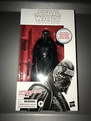 Star Wars Black Series FIRST EDITION SUPREME LEADER KYLO REN Rise Of Skywalker