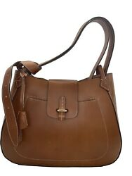 Boldrini Purse Italian Bags Satchel Purse Work Bag Leather Bag Bags $220.00