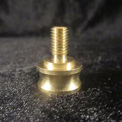 LAMP FINIAL ADAPTER for old antique lamp 1 4 27 to 1 8 IPS $2.35