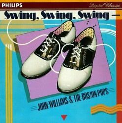 Swing Swing Swing Boston Pops Orch. $4.89