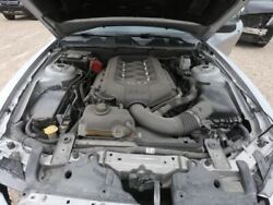 11-14 Ford Mustang Engine 5.0L VIN F 8th Digit