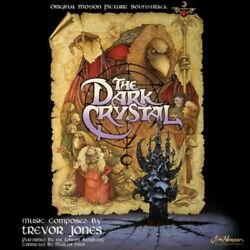 TREVOR JONES The Dark Crystal (Motion Picture Soundtrack) LP NEW COLORED VINYL