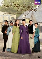 New Sealed TV Lark Rise to Candleford Complete Collection Box Set Seasons 1 - 4