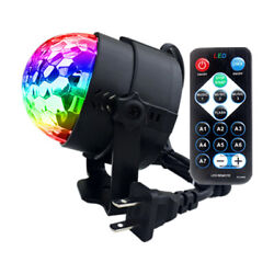 Dynamic Water wave Effect Ocean Light Small Magic Ball Background Dyeing Lamp $17.36