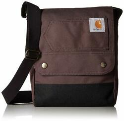 Carhartt Legacy Women'S Cross Body Carry All Wine $48.99