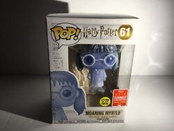 Funko Pop Moaning Myrtle 61 2018 Summer Convention Exclusive  ( Vaulted )