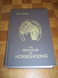The Principles of Horseshoeing by Doug Butler (Hardcover)