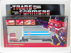 Transformers G1 OPTIMUS PRIME Re-issue Toy Figure Collection SET MISB Brand NEW $78.99