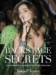 Victoria's Secret Backstage Secrets Book