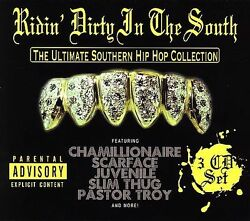 Various Artists : Ridin Dirty in the South: The Ultimate S CD