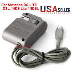New AC Adapter Home Wall Charger Cable for Nintendo Ds Lite DSL NDS lite NDSL