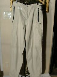Levi's Silvertab Data Pants Mens Size Small 32x34 Loose Baggy Parachute Hiking