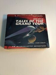 Tales of the Grand Tour by Ben Bova An Intergalactic Adventure 3 CDs NEW 2006