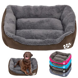 Soft Pet Dog Bed Small Large Dog Beds House Nest Kennel Mat for Cat Pet $33.99