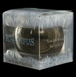 Krampus Bell Movie Prop Replica Made by WETA Brand New in Display Box $39.95