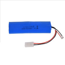 New 5600mAh 7.4V L6.2 2P Plug 5C Battery For RC Drone Electric tank Toys $20.38