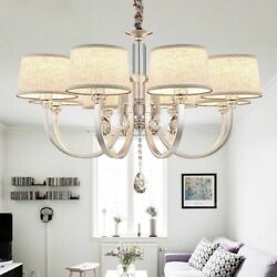 Modern Chandeliers Lighting Fabric Modern Chandelier Light Crystal Chandelier On $600.00