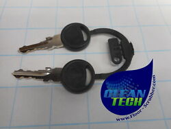Replacement Floor Scrubber Key Tennant Nobles SS5 T5e 1017696 $14.99