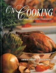 On Cooking  A Textbook of Culinary Fundamentals $6.92