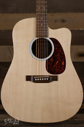 Martin  DC-X2E-02 X-Series, Macassar Ebony Natural with Bag $699.00