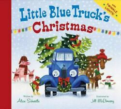 Little Blue Trucks Christmas by Alice Schertle $4.14