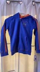 Florida Gators Girls Large 10 12 Hoodie Jacket $15.00