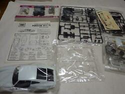 Otaki Japan Porsche 930 Unbuilt Plastic Electric Kit 1:24 NIB $45.00