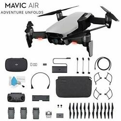 DJI Mavic Air Foldable Quadcopter Fly More Comboo (Onyx Black) CP.PT.00000156.01 $1,118.99