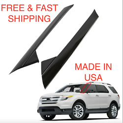 For 2011-19 Ford Explorer Windshield Outer Trim Pillar Molding Right  $70.00