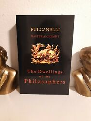 Fulcanelli The Dwellings Of The Philosopher's Pb 1st Edition