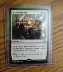 Shatter the Sky Promo Theros Beyond Death MTG Magic the Gathering $2.50