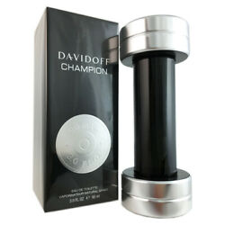 Champion for Men by Davidoff 3.0 oz Eau de Toilette Spray $23.59