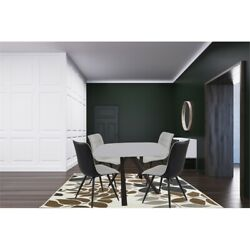 New Spec 5PC Contemporary Dining Table Set in Gray $987.44