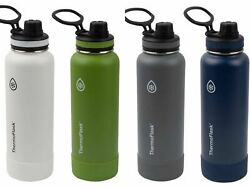 Thermoflask Insulated 40oz Stainless Steel Water Bottle with Spout Lid 4 Colors  $23.89