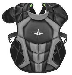 All Star System7 Axis NOCSAE Certified Youth Baseball Catcher's Chest Protector  $109.95