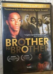 Brother to Brother DVD GAY AFRICAN AMERICAN LOVE STORY WONDERFUL Ship Tomor $11.25
