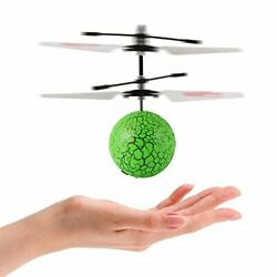 ThinkMax RC Flying Ball RC Infrared Induction Helicopter Ball Built in Shinning $8.81