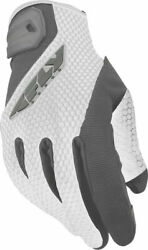 FLY quot;COOLPRO IIquot; GLOVES MOTORCYCLE MESH TOUCHSCREEN GREY CHOOSE WOMEN#x27;S SIZE $29.95