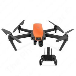 Autel EVO Foldable Quadcopter with 3 Axis Gimbal Drone Orange Fly More Combo $749.99