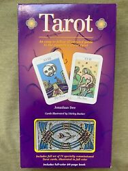NEW TAROT Kit Full Set 78 Cards 64 Page Book Illustrated Easy How To Marseille $18.99